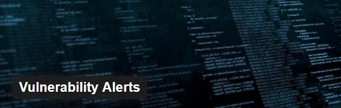 Vulnerability Alerts:  vulnerability plugin