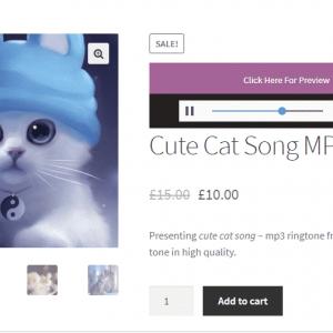 WC audio preview plugin,WooCommerce audio preview plugin