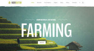 farming website