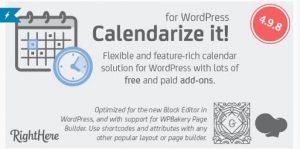 WordPress Calender Plugins
