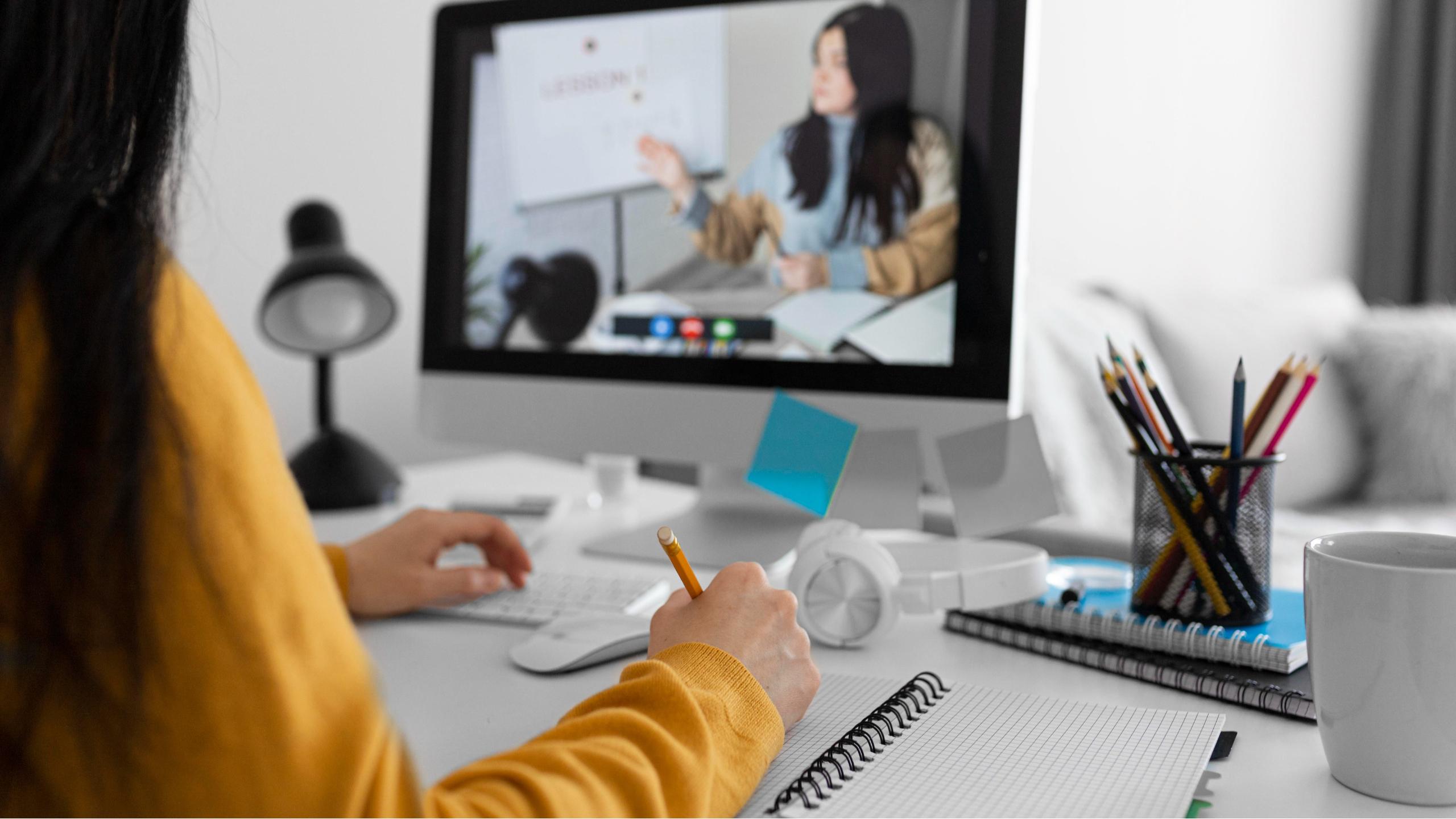 online tutoring business WordPress website