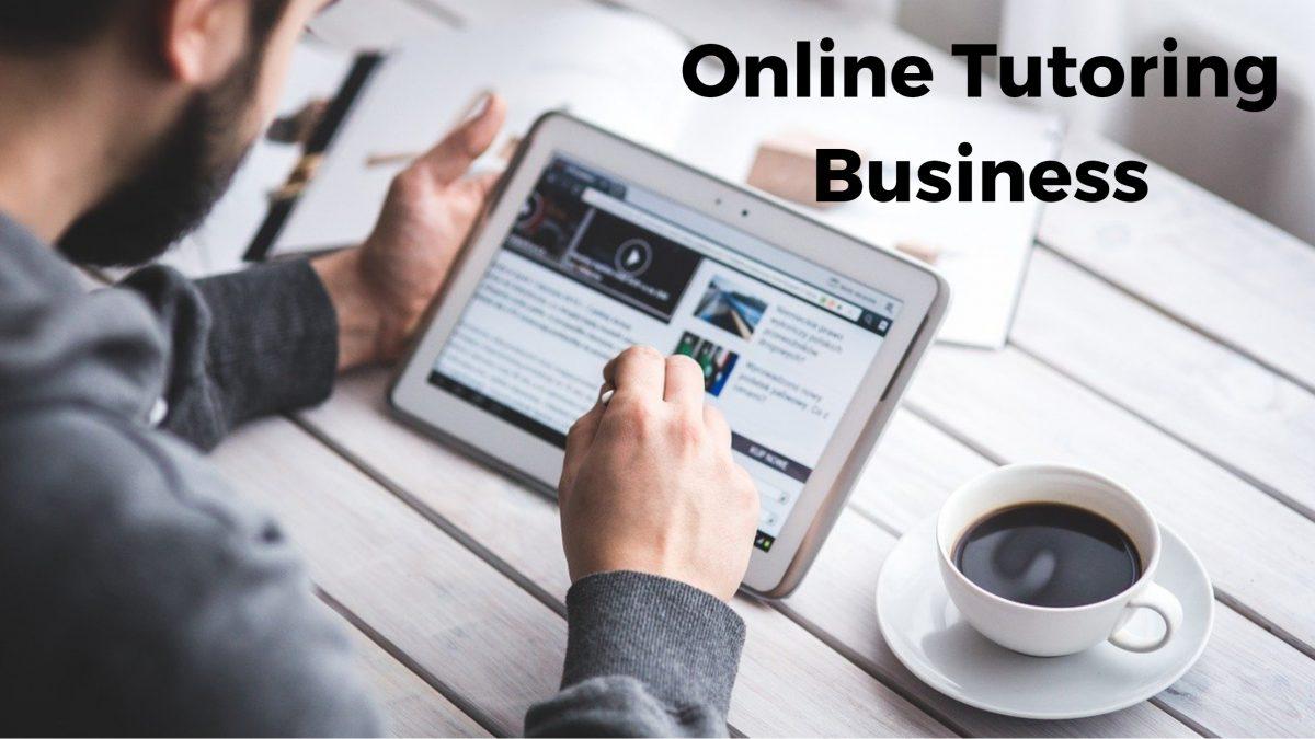 Online Tutoring Business